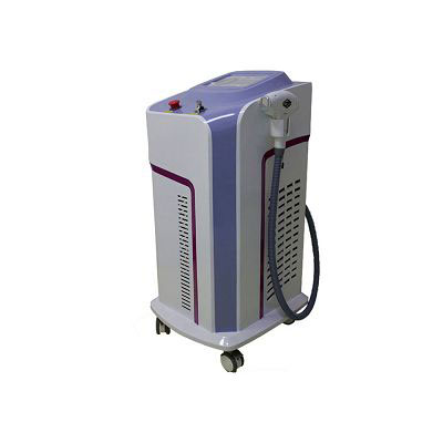 Newest No-channel 808nm diode laser hair removal machine